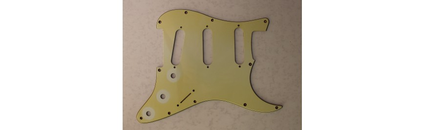Pickguard Screws