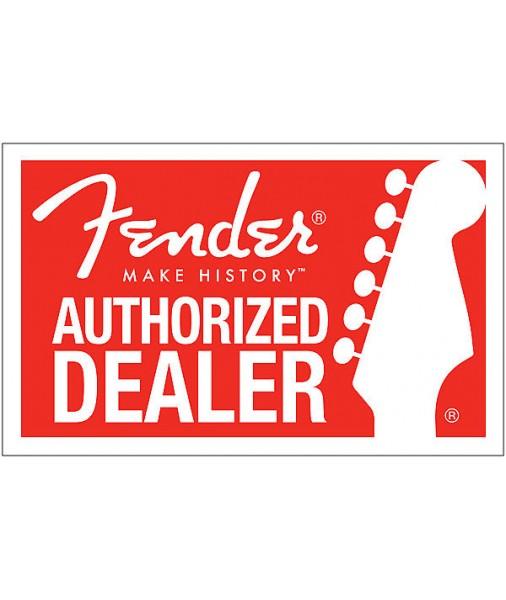 Fender AVRI Jazzmaster And Jaguar Six Saddle Bridge Assembly with Thimbles 0054460049
