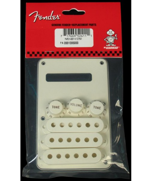 Fender Accessory Kit-Parchment 0991395000