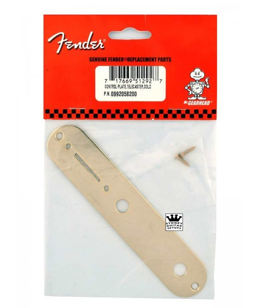 FENDER Tele control plate GOLD 0992058200