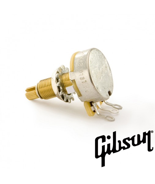 GIBSON 300K OHM Linear Taper Pot Long Shaft PPAT-300
