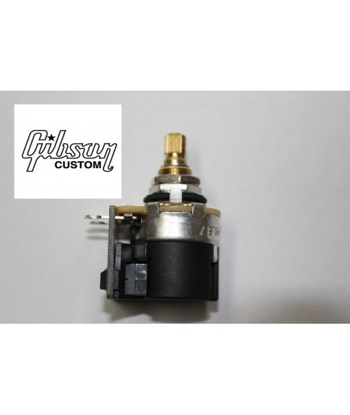 Gibson NEW 500k Push/Pull Pot CTS PPAT-521