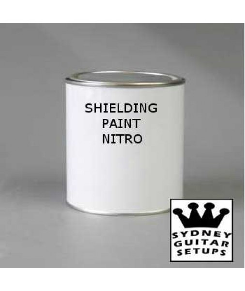 Nitrocelluloce  Shielding Paint 250ml can NSP250