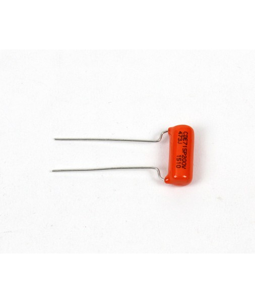 Sprague Orange Drop .047 mfd 200 volt Capacitors CDE715P200V 473J
