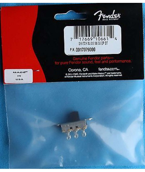 FENDER Jaguar/Jazzmaster Slide Switch 0017079049