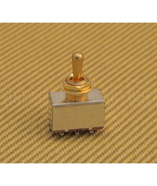 Fender/Squier 3-way toggle Gold 0990000009