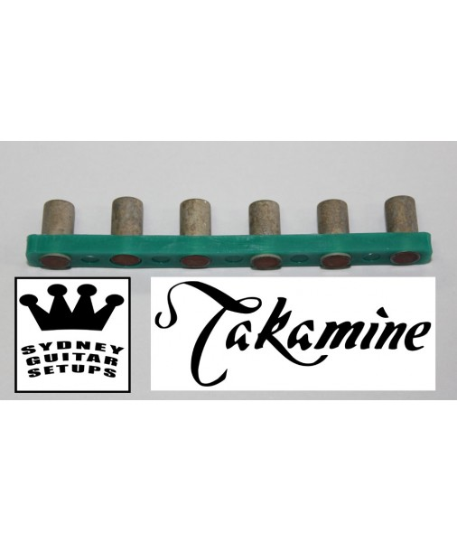 Takamine Pickup Crystals Set