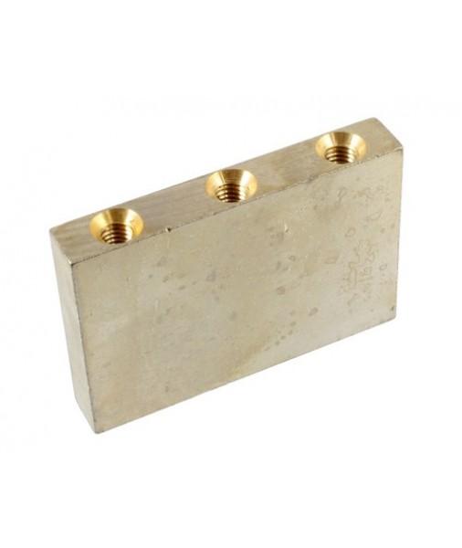 Floyd Rose® Short Tremolo Block - Brass