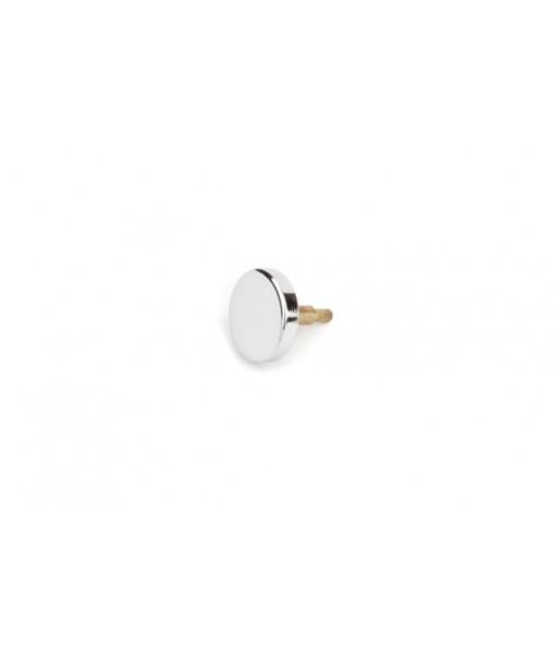 Chrome FENDER S-1 knob cap, P Bass/ Tele  0059270000