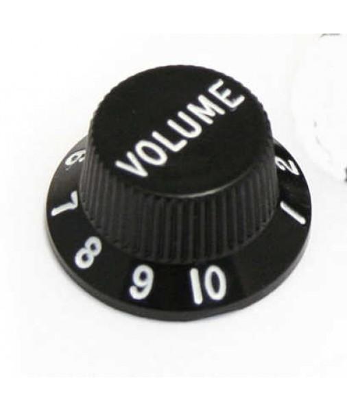 Fender Volume Knob Black USA 0991365001
