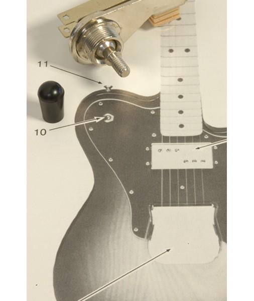 Fender '70s New Old Stock Fender Telecaster Tele Custom Switch Tip 0133800000