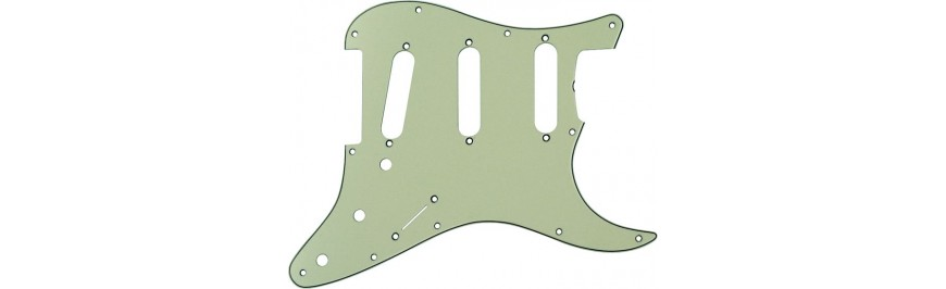 11 Mounting Holes for Strat 1962