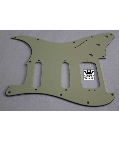 Bikini Floyd Rose ST USA Pickguard,Mint Green HSS