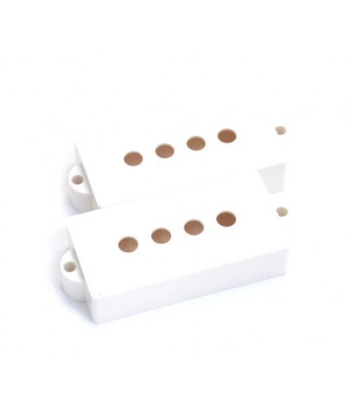 Fender Relic Series Precision Bass Pickup Covers White 0992037001