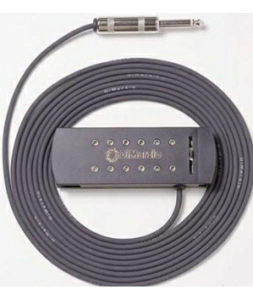 DiMarzio virtual acoustic pickup sound hole DP138