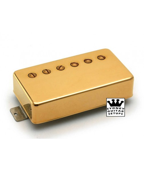 Bridge Air Classic Gold Metal cover DiMarzio DP191G