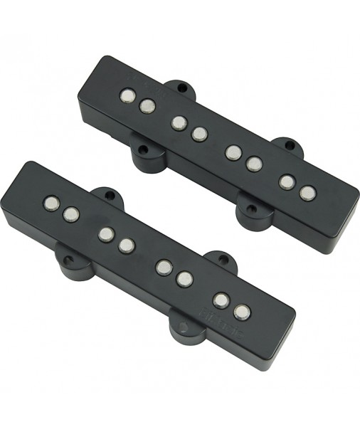 DiMarzio Area J set bass matched set black humbucking modes DP249