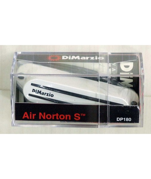 Air Norton 'S' DiMarzio white DP180W