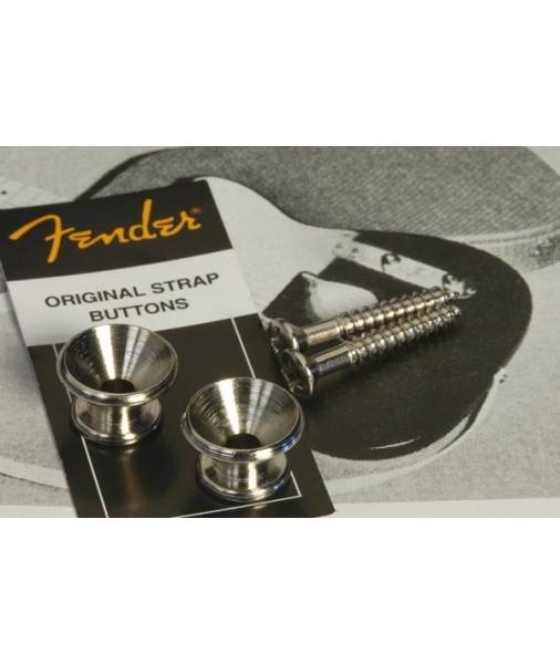 Fender Vintage Strap Buttons (2).. Vintage Strap Buttons 0994915000