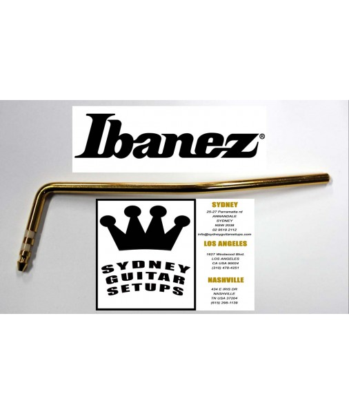 Ibanez Trem Arm Pop In Gold 2LE21G