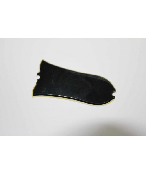 Gibson AGED Truss Rod Cover BLANK PRTR-010A