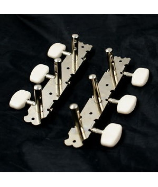 FENDER 3 a side on plate tuners