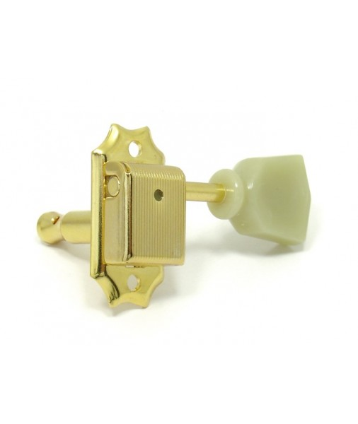Gotoh SD90 Vintage Style Tuning Keys (set of 6) - Gold