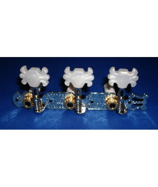 GROVER Classical Tuners nickel plated  303N