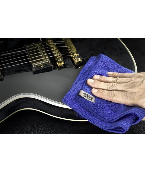Dunlop Platinum 65 Guitar Polishing Cloth - Cleaning Cloth - J65MF12