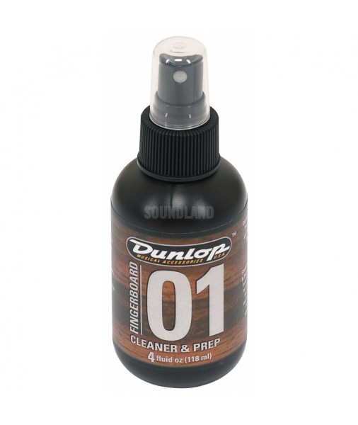 DUNLOP 01 Fingerboard cleaner & Prep 6524