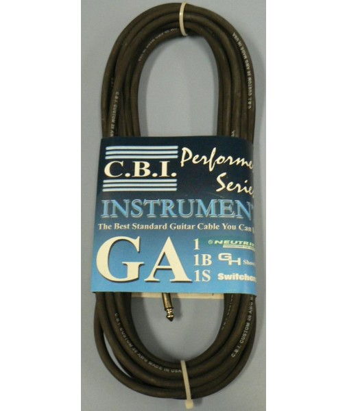 CBI 25FT PRO GUITAR LEAD CBI/GA1B25