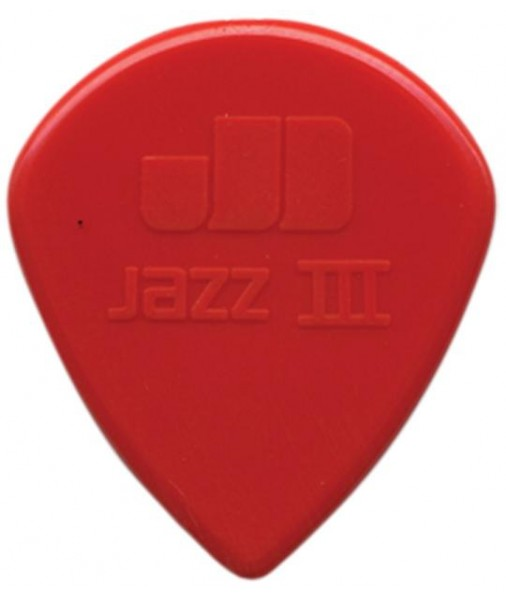 JD Players Pack NYLON JAZZ 3 RED  6 XL BIG JP5RN