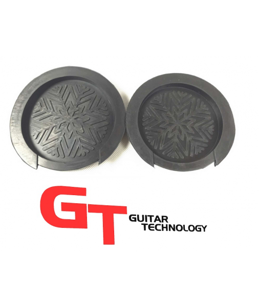 GT 100mm Soundhole Cover Dreadnought GT100MM