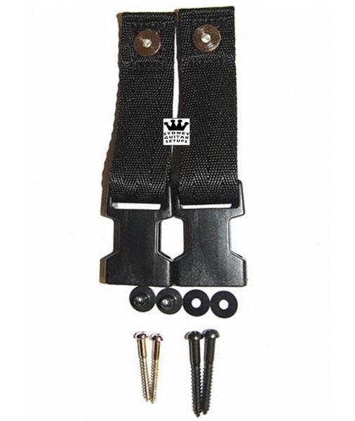 DiMarzio clip lock fasteners DD2201