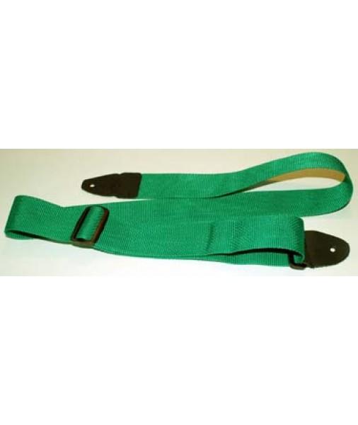LM 2' POLY STRAP Green LMP3GR