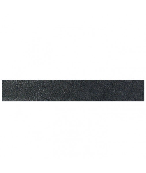XTR Garment Leather Strap Black LS222