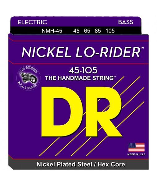 DR BASS STRINGS SUNBEAMS NICKEL 45 TO 105 NMR-45