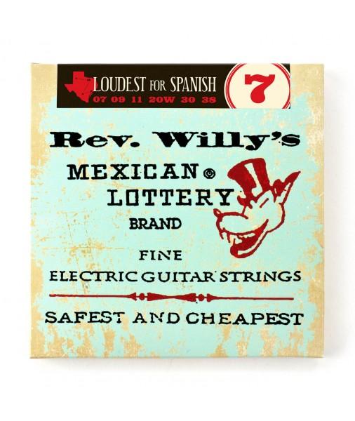 Dunlop Rev. Willy's Srings 7 to 38 RWN0738