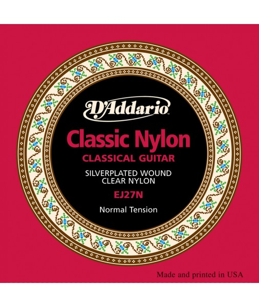 D'ADDARIO Classic Normal Tension EJ27N