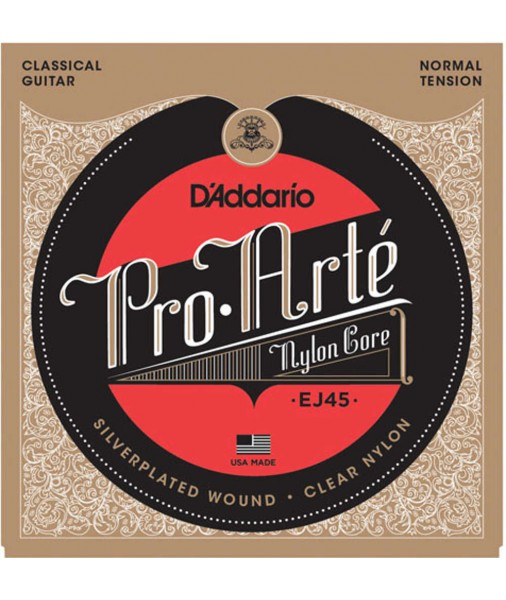D'ADDARIO PRO ARTE Normal Tension EJ45