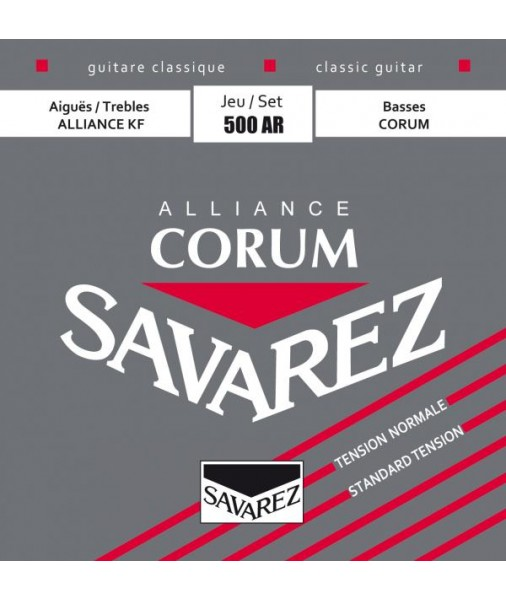 SAVAREZ 500AR ALLIANCE RED SAV500AR