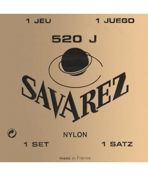 SAVAREZ SUPER HIGH TENSION Yellow 520J