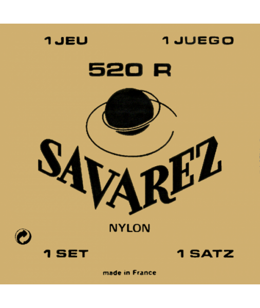 SAVAREZ HIGH TENSION Red 520R