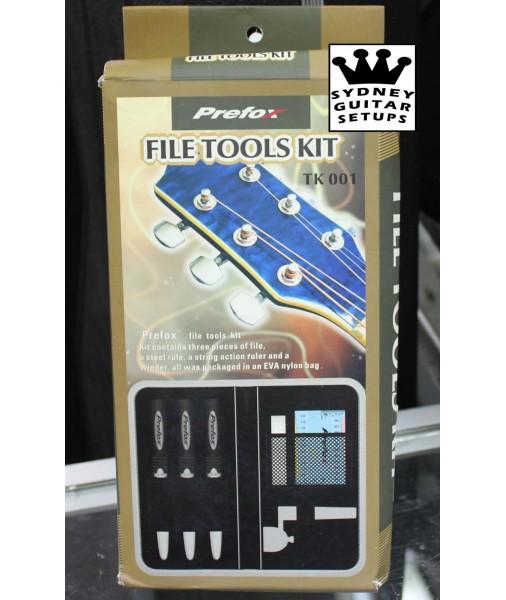 Nut File Kit