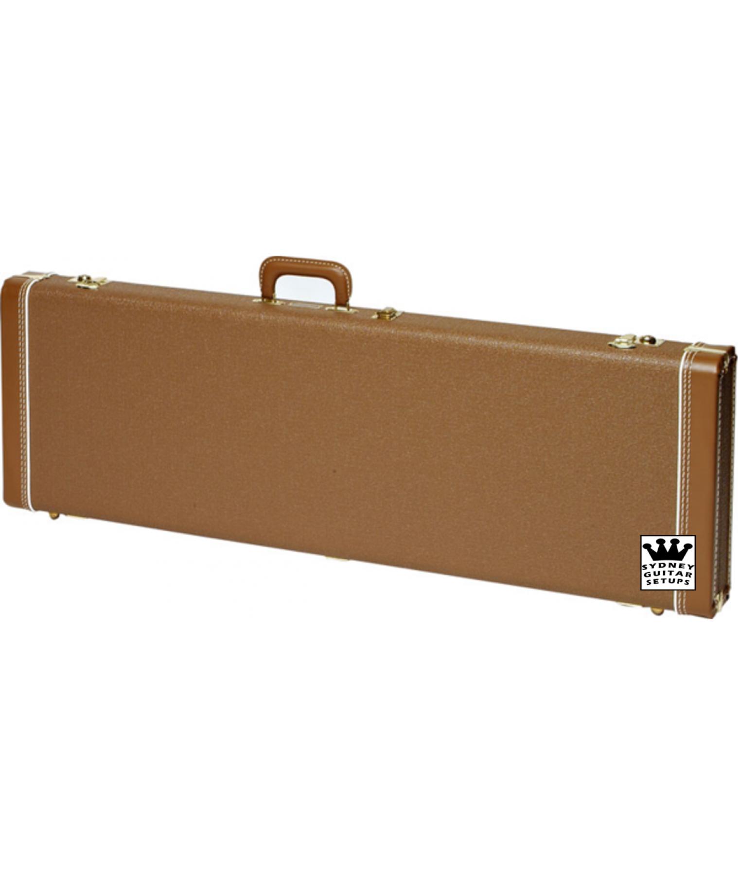 uv damaged jaguar toronado jagmaster fender deluxe brown hardshell case 0996118422. Black Bedroom Furniture Sets. Home Design Ideas
