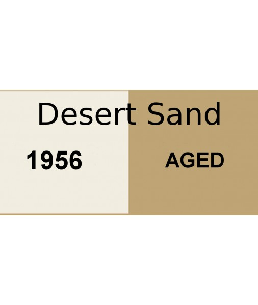 Desert Sand 1956 AGED Nitrocellulose Lacquer 400g Spray Can