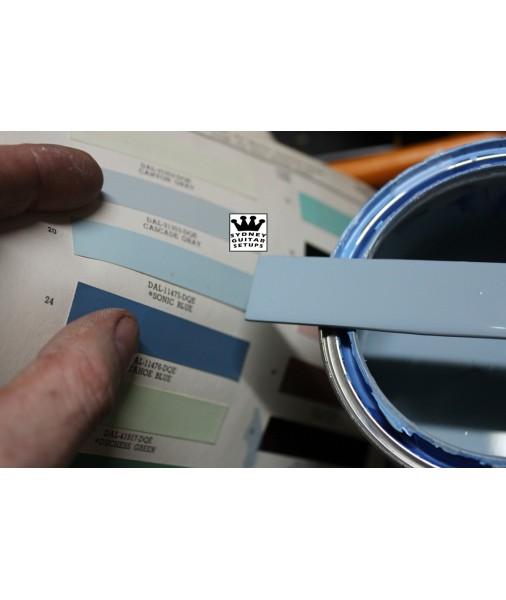 Nitrocellulose Sonic Blue 1956 Lacquer 400g Spray Can