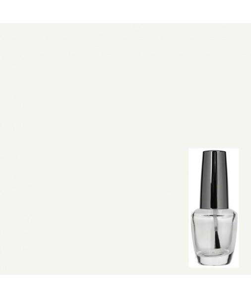 Nitrocellulose Arctic White Lacquer Nail Bottle 10ml NAWNB