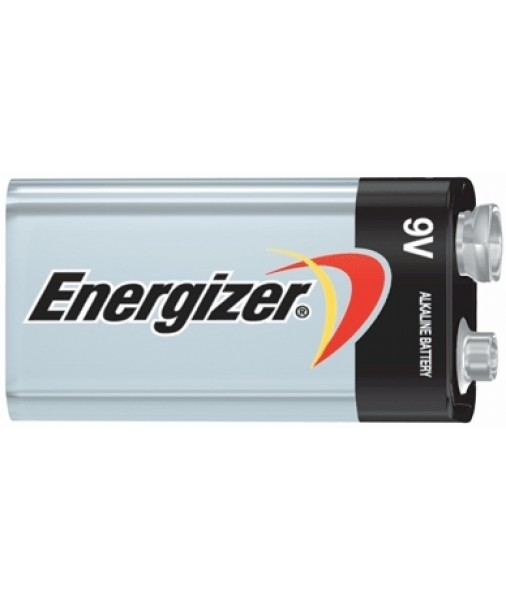 9V Energizer battery E522
