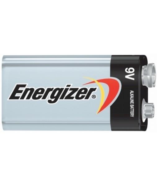 9V Energizer battery E522